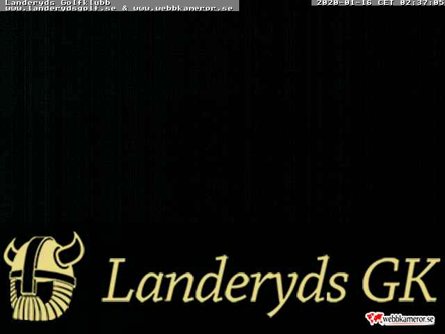 Webbkamera - Landeryds Golfklubb
